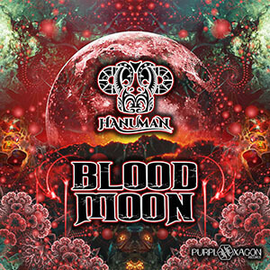 Hanuman - Blood Moon EP