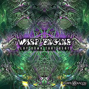 Warp Engine - Lay down that beat EP